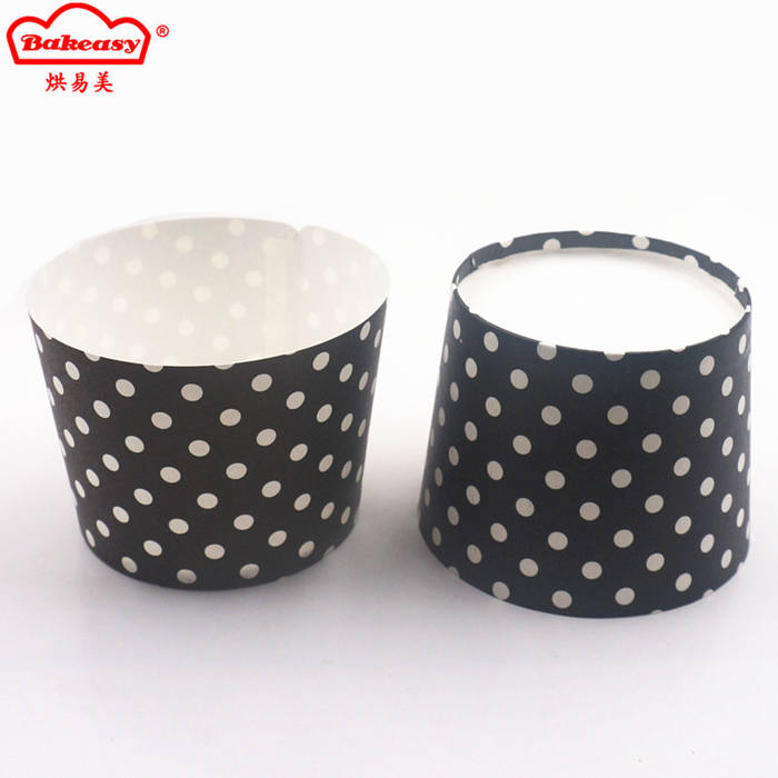 Black With White Spots