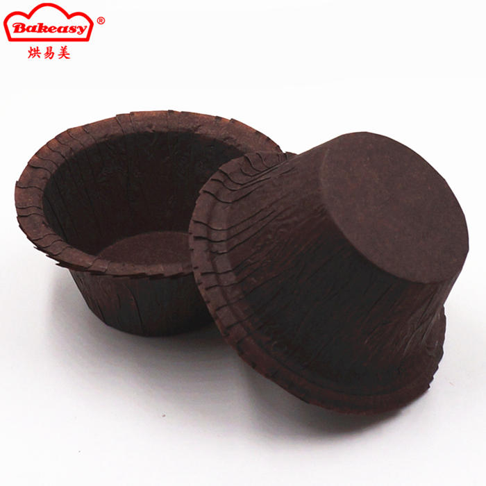 Over Edge Baking Cups(Unbleached, Brown, White)