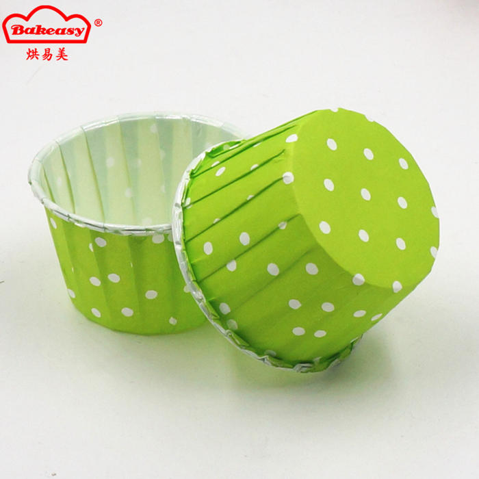PET cover Muffin cups