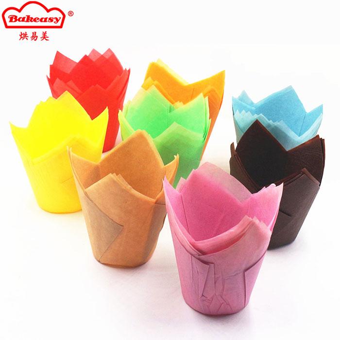 Tulip Baking Cups