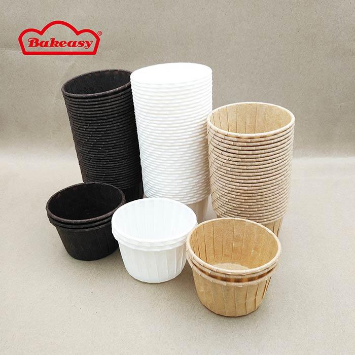 Rolled Rim Muffin Cups