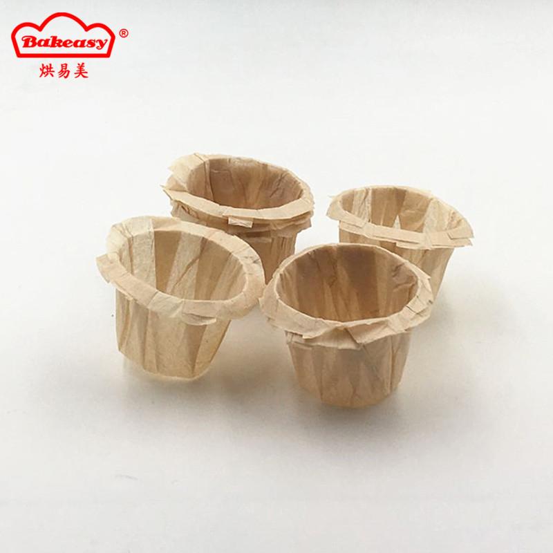 Unbleached Keurig Cup Coffee Paper Filter
