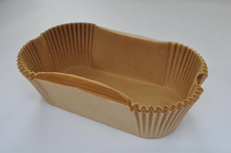 Natural White Loaf tin Liner